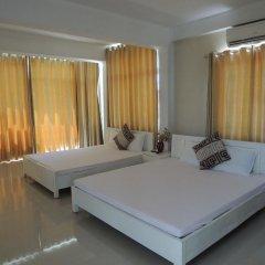 Huong Bien Hotel Halong комната для гостей фото 4