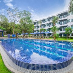 Отель Holiday Inn Express Krabi Ao Nang Beach бассейн фото 2