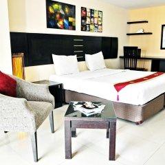 Отель Grand Marina Residence комната для гостей фото 4