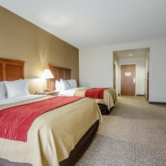 Отель Comfort Inn Louisville комната для гостей фото 2