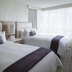 Отель Vancouver Marriott Pinnacle Downtown комната для гостей фото 4