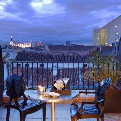 Отель Villa Real Hotel Испания, Мадрид - 12 отзывов об отеле, цены и фото номеров - забронировать отель Villa Real Hotel онлайн балкон
