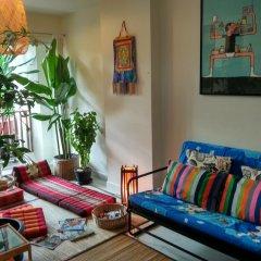 Отель Thai Happy House Бангкок интерьер отеля
