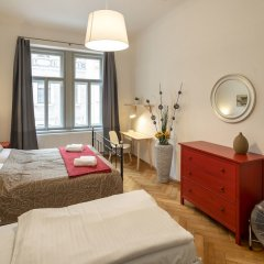 Апартаменты Old Town - Skorepka Apartments комната для гостей фото 5