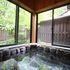 Отель Yufusaryo Хидзи бассейн
