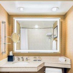 Отель Sheraton Toronto Airport Hotel & Conference Centre Канада, Торонто - отзывы, цены и фото номеров - забронировать отель Sheraton Toronto Airport Hotel & Conference Centre онлайн ванная