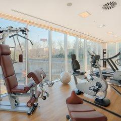Отель NH Orio Al Serio фитнесс-зал фото 2