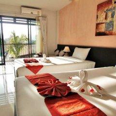 Отель Phuketa Таиланд, Пхукет - отзывы, цены и фото номеров - забронировать отель Phuketa онлайн комната для гостей фото 2