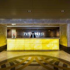 Отель Titanic Business Golden Horn развлечения