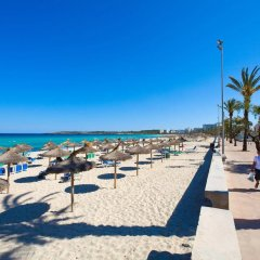 Hotel Blue Sea Cala Millor пляж