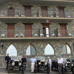 Отель El Churron Сабиньяниго парковка