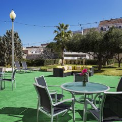 Отель Holiday Inn Express Valencia-San Luis Испания, Валенсия - отзывы, цены и фото номеров - забронировать отель Holiday Inn Express Valencia-San Luis онлайн фото 2