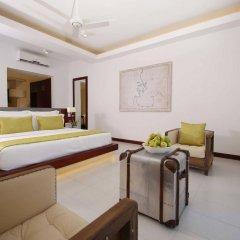 Отель Anilana Nilaveli комната для гостей фото 4
