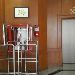 Отель Dynasty Inn Pattaya спортивное сооружение