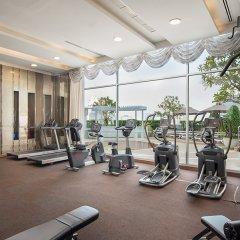 The Berkeley Hotel Pratunam фитнесс-зал