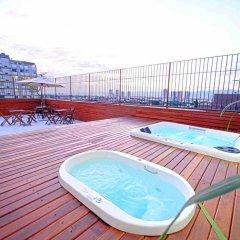 Отель Gran Continental Hotel Бразилия, Таубате - отзывы, цены и фото номеров - забронировать отель Gran Continental Hotel онлайн бассейн фото 2