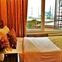 Sultanahmet Park Hotel Стамбул комната для гостей фото 19