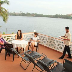 Отель Benthota High Rich Resort Шри-Ланка, Бентота - отзывы, цены и фото номеров - забронировать отель Benthota High Rich Resort онлайн приотельная территория