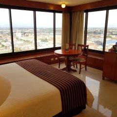 Отель Torre De Cali Plaza Hotel Колумбия, Кали - отзывы, цены и фото номеров - забронировать отель Torre De Cali Plaza Hotel онлайн комната для гостей фото 2