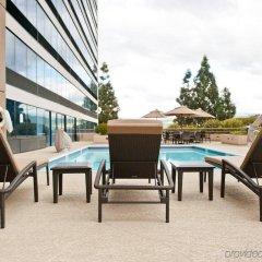 Отель Crowne Plaza San Jose-Silicon Valley бассейн