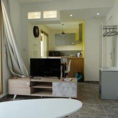 Апартаменты Studio In Nice, With Furnished Terrace And Wifi Ницца комната для гостей фото 2