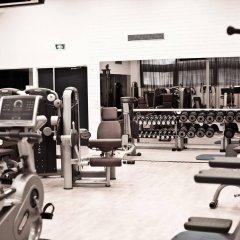 Långvik Congress Wellness Hotel фитнесс-зал фото 2