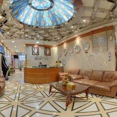 Deira Suites Hotel Apartment интерьер отеля