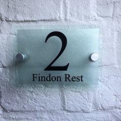Отель Findon Rest ванная