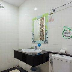 Отель The Frutta Boutique Patong Beach 3* Стандартный номер с различными типами кроватей фото 17