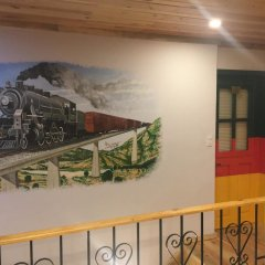 Hotel La Estación интерьер отеля фото 2