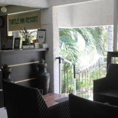 Отель Turtle Inn Resort Филиппины, остров Боракай - 1 отзыв об отеле, цены и фото номеров - забронировать отель Turtle Inn Resort онлайн интерьер отеля фото 3