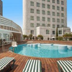 Отель Sercotel Sorolla Palace Валенсия бассейн