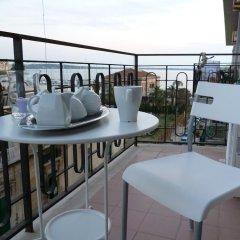 Отель Le Grand Bleu Siracusa Сиракуза балкон