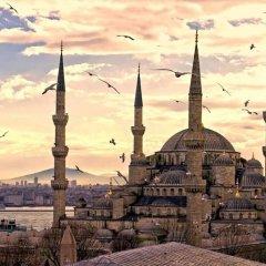 Отель Amiral Palace Стамбул пляж фото 2