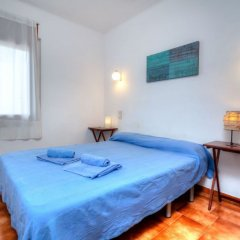 Отель Sant Carles Льянса комната для гостей фото 5