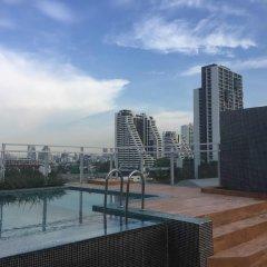 Maven Stylish Hotel Bangkok бассейн фото 2