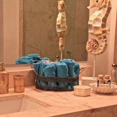 The Elements Oceanfront & Beachside Condo Hotel Плая-дель-Кармен ванная