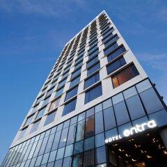 Hotel ENTRA Gangnam вид на фасад фото 2