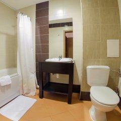 Апартаменты Green Life Family Apartments Pamporovo ванная