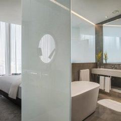 Отель Amman Rotana Иордания, Амман - 1 отзыв об отеле, цены и фото номеров - забронировать отель Amman Rotana онлайн ванная фото 2