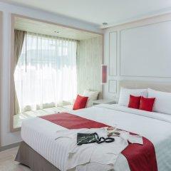 The Bloc Hotel 4* Стандартный номер с различными типами кроватей