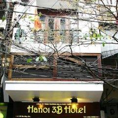 Отель Hanoi 3B Ханой городской автобус