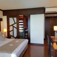 Отель Duplex Poerava by Tahiti Homes комната для гостей фото 5