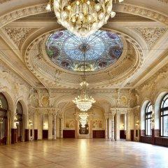 Отель Beau-Rivage Palace развлечения