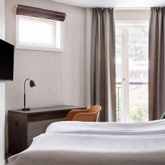 Отель Comfort Hotel Bergen Норвегия, Берген - 1 отзыв об отеле, цены и фото номеров - забронировать отель Comfort Hotel Bergen онлайн комната для гостей фото 4
