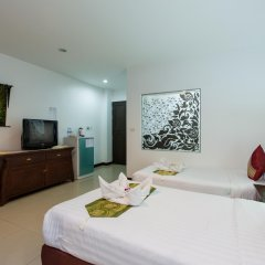 Golden House Hotel Patong Beach комната для гостей фото 3