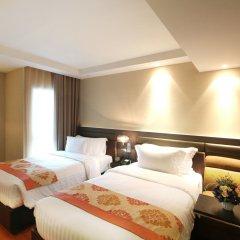 Отель Amora Neoluxe Бангкок комната для гостей