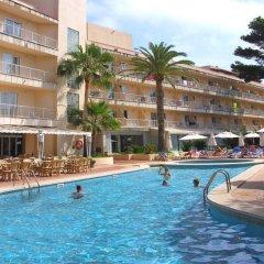Hotel Alondra Mallorca бассейн фото 2
