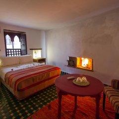 Отель Riad Les Oudayas Марокко, Фес - отзывы, цены и фото номеров - забронировать отель Riad Les Oudayas онлайн комната для гостей фото 3