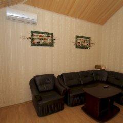 Гостиница Экодом Сочи комната для гостей фото 2